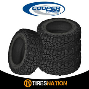 4 New Cooper Discoverer Stt Pro 295 55 20 123q Off road Traction Tire
