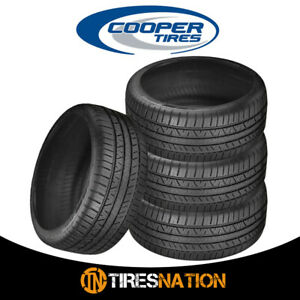 4 New Cooper Zeon Rs3 g1 215 45 17 91w Ultra High Performance All season Tire