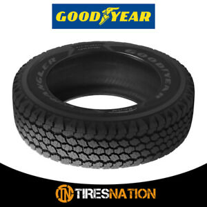 1 New Goodyear Wrangler At Adventure W Kevlar 255 70r16 111t 640 Ab Tires