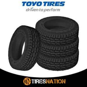 4 New Toyo Open Country A t Ii Xtreme 295 55 20 123 120s All terrain Tire