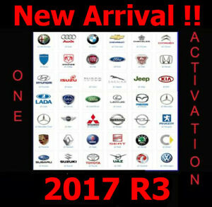 New Arrival For Universal Cars Diagnostic Software 2017