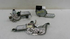2010 Chevrolet Traverse Rear Wiper Motor Oem 132k Miles Lkq 267701484