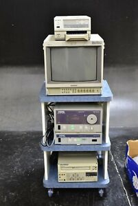 Carl Storz Endoscope Dental Equipment Unit Machine System Printer