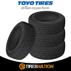4 New Toyo Proxes S T Iii 235 55 19 105v Premium All Season Tire