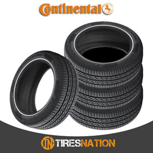 4 New Continental Truecontact Tour 225 60r16 98t Tires