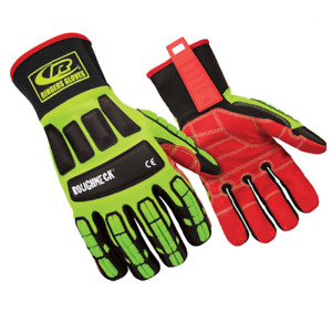 Ringers Gloves R 263 Roughneck Pvc Heavy Duty Impact Work Gloves Choose Size 12
