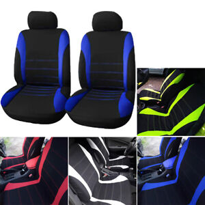 Auto Seat Covers For Car Truck Suv Van Universal Protector Cover Genuine Quality