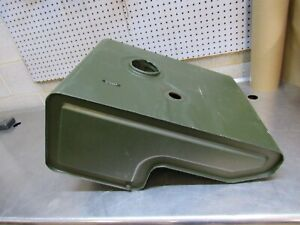 Fuel Tank Large Mouth Nos 100 Original Fits Willys Mb Ford Gpw Jeep jepco