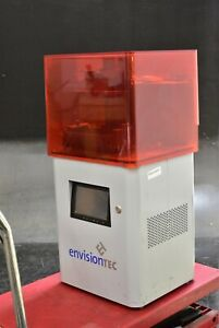 Envisiontec 3d Printer Quality High resolution Dental Equipment Unit Machine