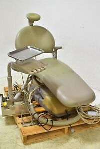 Adec Performer Ii Dental Exam Chair Operatory Patient Caregiving Furniture