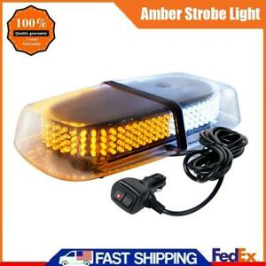 240led Amber Roof Flash Strobe Light Bar Snow Plow Security Light Replacement