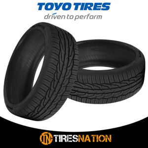 2 New Toyo Extensa Hp Ii 245 45 18 100w High Performance Handling Tire