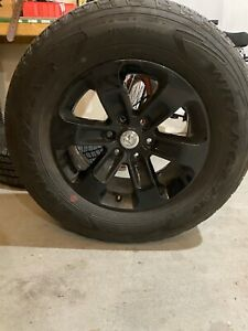 18 Dodge Ram 1500 2020 Tires And Rims Goodyear