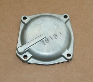 Holley Carburetor Vacuum Secondary Housing Die Cast Aluminum Cap Free Usa Ship