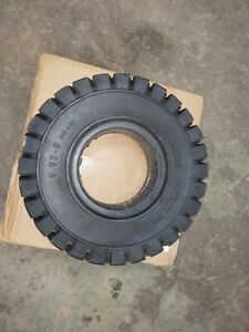 Industrial Sold Core Forklift Tires