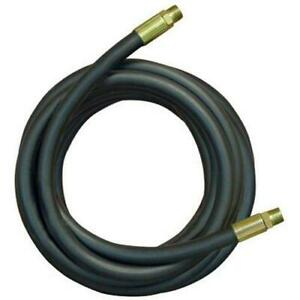 Apache 98398321 1 2 X 60 2 wire Hydraulic Hose Male X Male Assembly