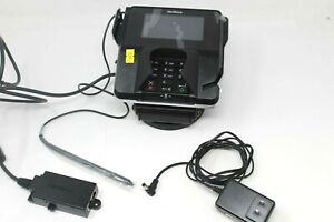 Verifone Mx 915 Pci Payment Terminal Kit Pen Stand Cords m177 409 01 r new