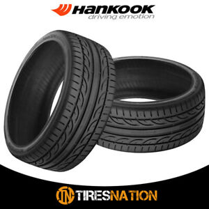 2 New Hankook Ventus V12 Evo2 K120 245 35 19 93y Performance Summer Tire