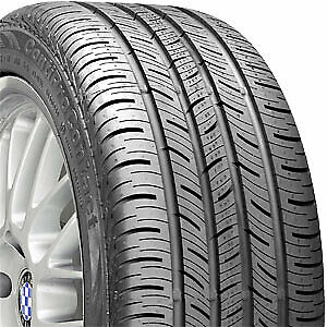 1 Aged Continental Tires Pro Contact Ssr 225 55 17 55r 17r Tires 26355