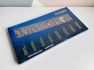 New Blue Point 8 Pc Pliers Cutters Set Bdgpl800