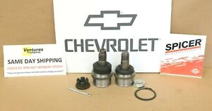 Chevy Gmc 10 Bolt Front Upper And Lower Ball Joint 1981 1991 Oem
