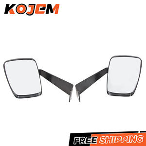 Pair Value Mirrors For John Deere 5000 6000 Series dm2455000 Left Right