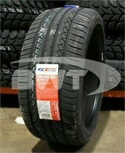 2 New Gt Radial Champiro Uhp As 100y 45k Mile Tires 2554019 255 40 19 25540r19