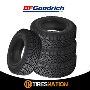 4 New Bf Goodrich All Terrain T a Ko2 215 75 15 100 97s Traction Tire
