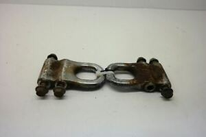 2004 Hummer H2 Front Tow Hooks X2