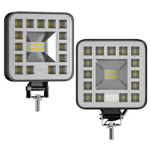 5 Pack 48 Smd Cob White Panel Led T10 Car Interior Panel Light Dome Lamp Bulb