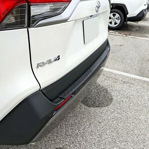 Rear Bumper Protective Molding 19 Scratch Guard For Toyota Rav4 2019 2021