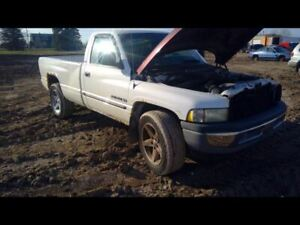 Power Brake Booster With P265 75r16 Tires Fits 00 01 Dodge 1500 Pickup 3332157
