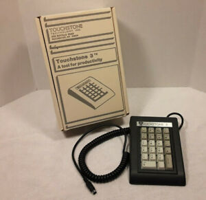 Touchstone Technology Touchstone 3 Auxiliary Number Keypad Vintage Computer