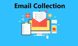 Email List Email Collection Email Database 100 Million Bulk Email List