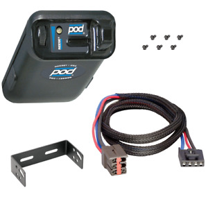 Reese Pod Trailer Brake Control For 94 08 Ford F 150 W Plug Play Wiring Module