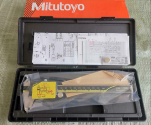 Mitutoyo 0 6 0 150mm Absolute Digimatic Caliper 500 196 30 New 0 0005 0 01