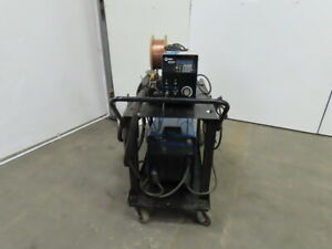 Miller Invision 456p 450a Mig Welding Power Source W 60m Series Wire Feeder