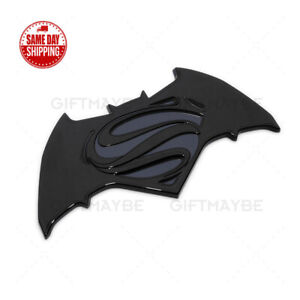 Fashion Abs Batman Superman Hero Car Decal Badge Emblem Sticker Auto Decoration