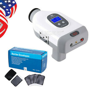 Dental X ray Machine Film Imaging Generator Blx 5 8plus Barrier Envelopes
