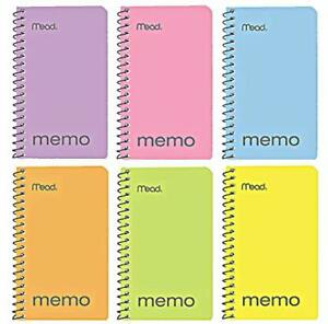 Small Notebook 12 Pack Of Pocket Notebook 3x5 College Ruled Small Memo Pad