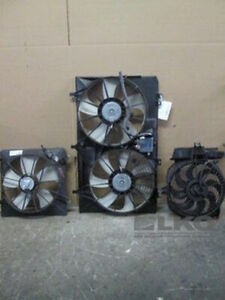 2015 Ford Taurus Electric Cooling Fan Assembly 102k Oem