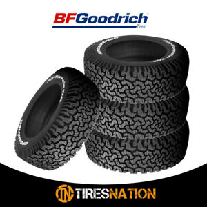4 New Bf Goodrich All Terrain T A Ko2 315 75 16 127 124r Traction Tire