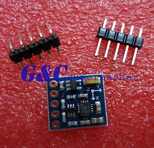 Hmc5883l Triple Axis Compass Magnetometer Sensor Module 3v 5v For Arduino
