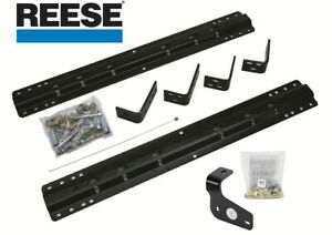 Reese Base Rail Kit For 15 20 Ford F 150 Fits Fifth 5th Wheel Gooseneck Hitches