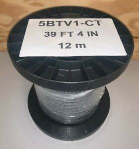 39 Ft 12 0 M Raychem 5btv1 ct Self regulating Heating Cable 120v Free Shipping