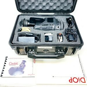 Diop Cadet 75 Handheld Thermal Camera Kit With Full Bag Accessories 22884 1ht10