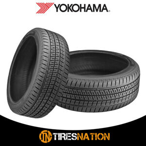 2 New Yokohama Avid Ascend Gt 205 55r16 91h Tires