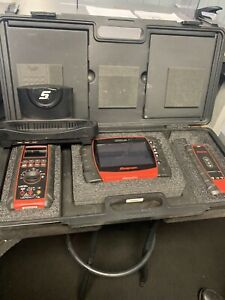 Snap On Scanner Verdict D7 Diagnostic Tool Updated 17 2