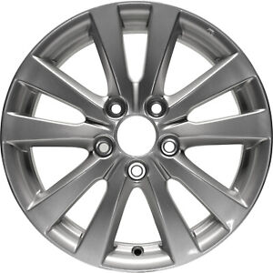 New Replacement 16 16x6 5 Alloy Wheel Rim For 2012 Honda Civic