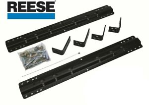 Reese Base Rail Kit For 75 16 Ford F250 F350 F450 Fits 5th Wheel Gooseneck Hitch